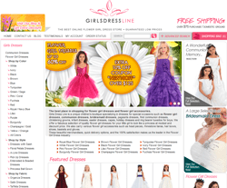 Girls Dress Line promo code