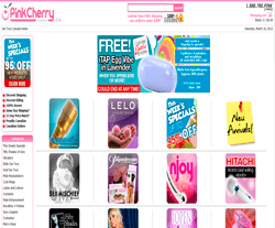 Pink Cherry Coupons