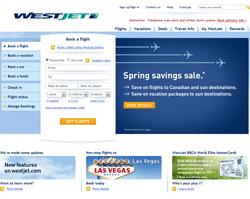 WestJet Coupons