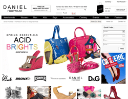 Daniel Footwear Discount Codes