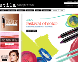 Stila Cosmetics Promo Codes