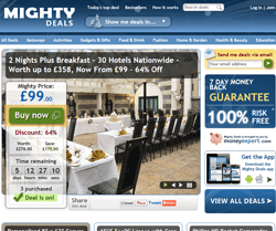 Mighty Deals Coupons