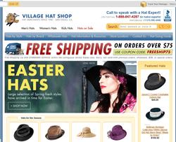 Village Hat Shop Coupons