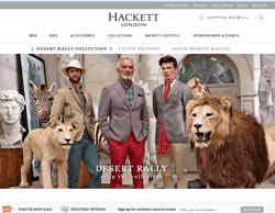 Hackett Discount Codes