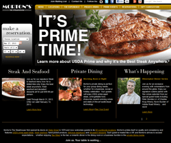 Morton's the Steakhouse Promo Codes