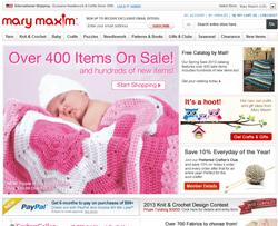 Mary Maxim Promo Codes