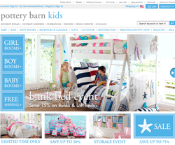 30 Off Pottery Barn Kids Promo Codes Amp Voucher Codes