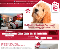 Red Roof Inn Coupons Website View
