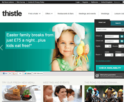 Thistle Hotels Promo Code