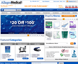 AllegroMedical Coupons