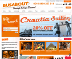 Busabout promo code