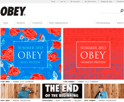 OBEY Clothing Promo Codes