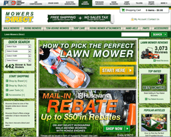 Mowers Direct Coupons
