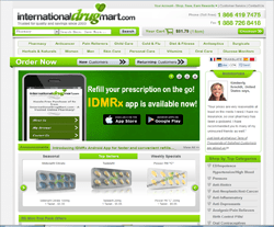 International Drug Mart Promo Codes