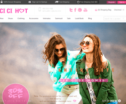 Cici Hot Coupons
