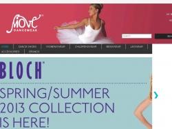 Move Dancewear Discount Codes
