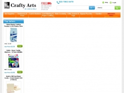 Crafty Arts Discount Codes