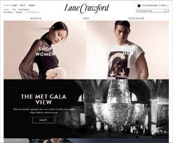 Lane Crawford Promo Codes