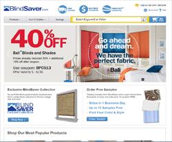 Blind Saver Promo Codes