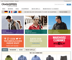 Craghoppers promo code
