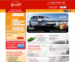 Affordable Car Hire Voucher Code