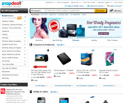 SnapDeal.com Promo Codes
