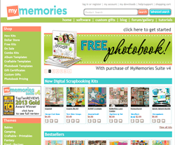 MyMemories Coupon