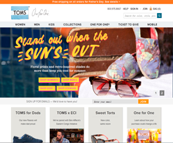 TOMS UK Discount Codes