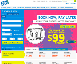 STA Travel Australia Promo Codes