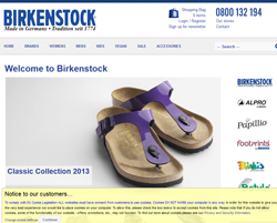 Birkenstock UK