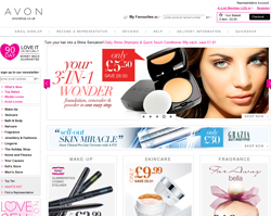 Avon UK Discount Codes