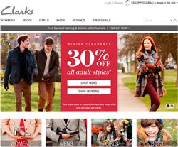 Clarks Australia Promo Codes