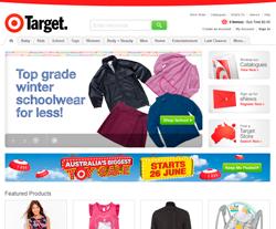 Target Australia Promo Codes