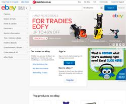 eBay Australia Promo Codes