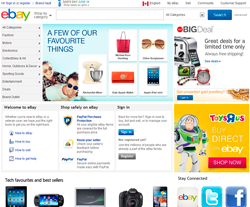 eBay Canada Promo Codes