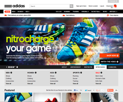 Adidas Canada Promo Codes