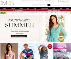 Marks and Spencer Ireland Promo Codes
