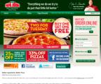Papa John's UK Discount Codes promo code