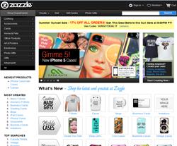 Zazzle Canada Promo Codes