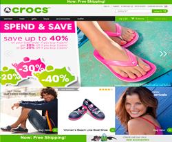Crocs UK Discount Codes