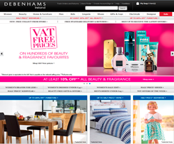 Debenhams Ireland Promo Codes