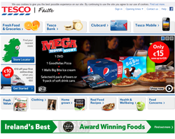 Tesco Ireland Promo Codes