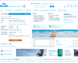 KLM UK Discount Codes