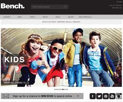 Bench Canada Promo Codes