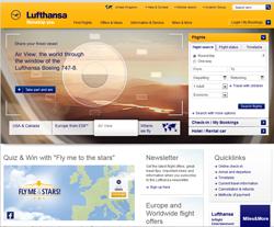 Lufthansa UK Discount Codes