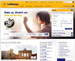 Lufthansa Promo Codes