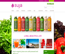 Suja Juice Coupons