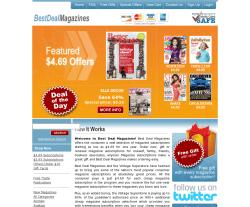 Best Deal Magazines promo code
