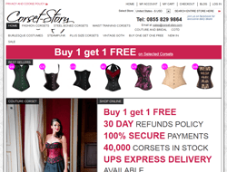 Corset-Story Discount Codes