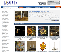 Lights For All Occasions Promo Codes